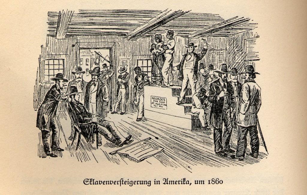 Sklavenversteigerung