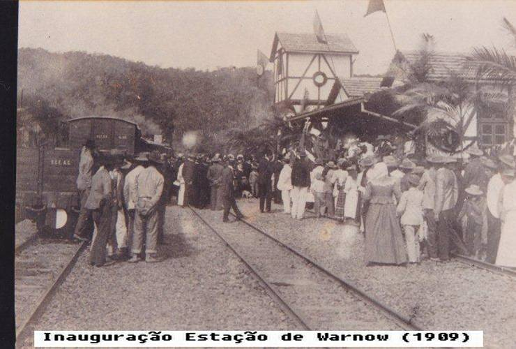 Warnow 1909