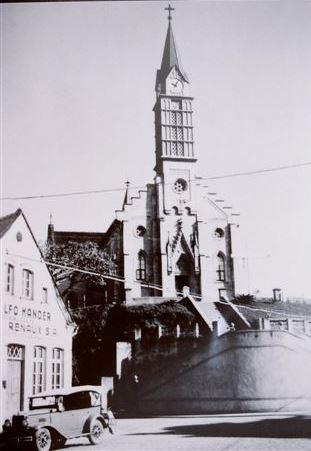 alte kath.Kkirche