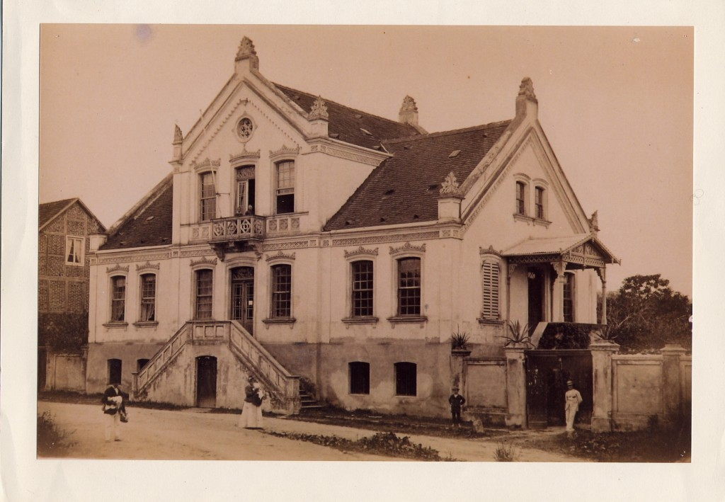 altes Rathaus Blu.