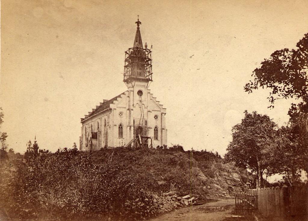 kath. Kirche alt
